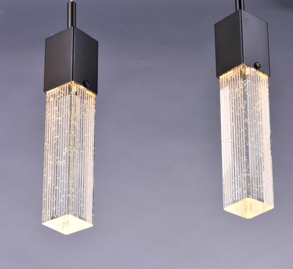 ... ET2 Lighting - Fizz III 3-Light LED Pendant in Bronze & NowLighting.com Offers: ET2 Lighting ET-215536 Lighting Bronze ET2 ... azcodes.com