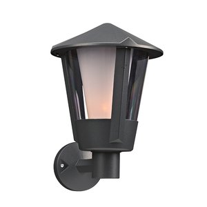 PLC Lighting - Silva Collection - Outdoor Wall Lights in Bronze