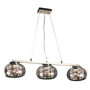 PLC Lighting - Rokka Collection - Pendant Lights in Polished Chrome