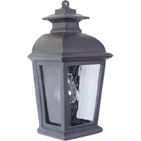 Craftmade - Exteriors Branbury Exterior Lighting - Exterior Pocket Light in Oiled Bronze and Water Glass