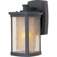 Maxim Lighting - Bungalow - Bungalow 1-Light Wall Lantern in Bronze