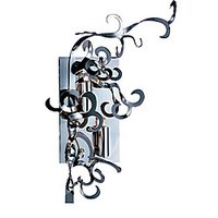 Maxim Lighting - Tempest - Tempest 2-Light Wall Sconce in Polished Nickel