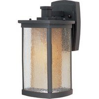 Maxim Lighting - Bungalow LED - Bungalow LED 1-Light Wall Lantern in Bronze