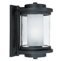 Maxim Lighting - Lighthouse LED - Lighthouse LED 1-Light Large Outdoor Wall in Anthracite